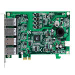 Arbor PoE i214 4 Channel Power Ethernet Interface Card