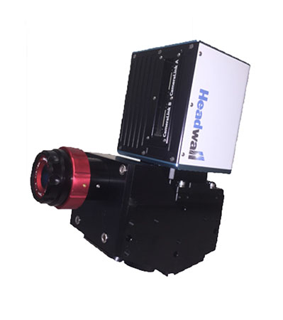 Headwall's Hyperspec® SWIR imaging sensor for the 900nm to 2500nm spectral range