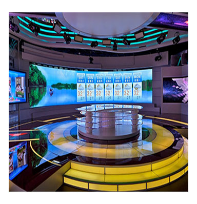 RGB Networked Video Wall Processor Solutions (Galileo™, OmniWall® and MediaWall® Display Processors)