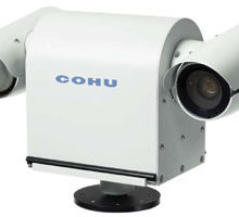 Cohu 6960 positioner dual head ptz  Outdoor IP67,