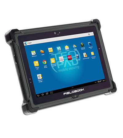 Logic Fieldbook E1 Rugged 10 Android Tablet