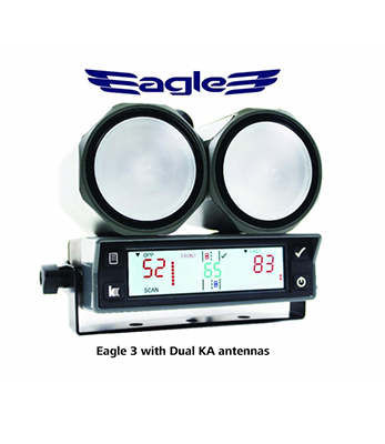 Kustom Signals Eagle 3 Directional RADAR
