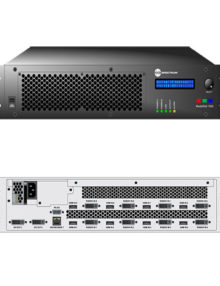 RGB Spectrum MediaWall 1900 Display Processor with Signals up to 1920x1200 and HD Inputs up to 2048x1152