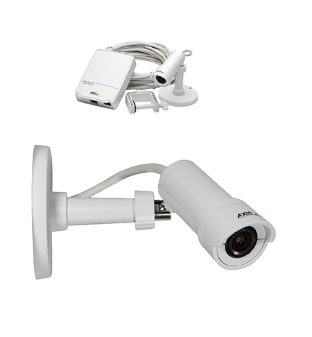 AXIS M2014-E Compact Bullet-Style Network Camera