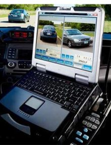 PIPS License Plate Capture Software Graphical Information